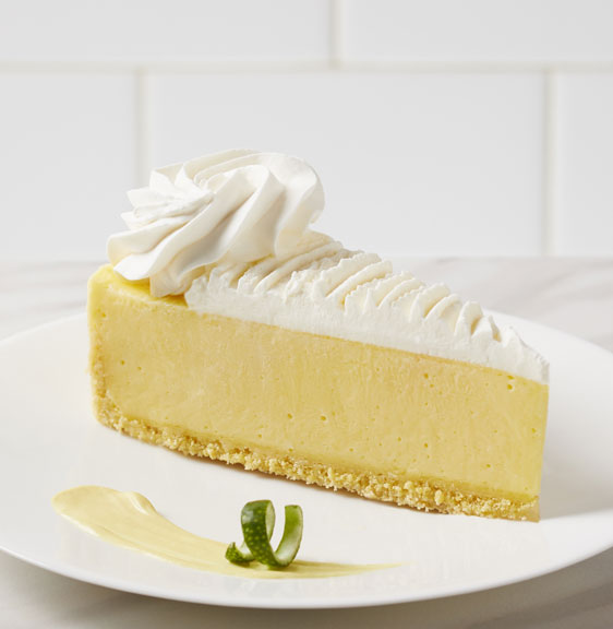 Key Lime Pie Cheesecake image