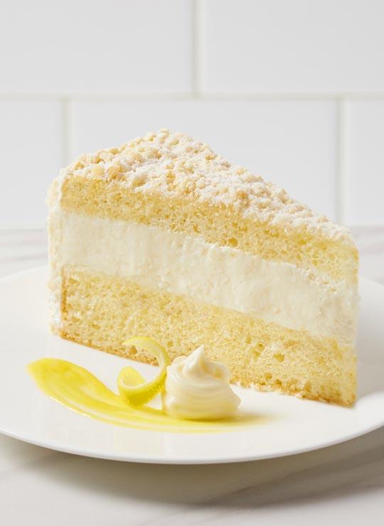 Cheesecake Factory Italian Cream Cake