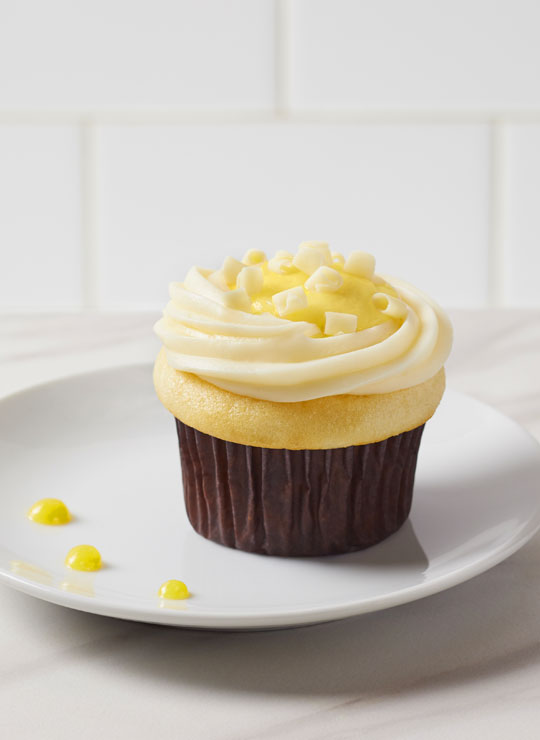 The Lemon Drop Cupcake